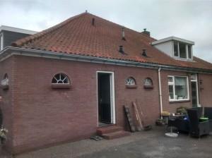 nieuwe dakgoten dakwerk oost-zaan