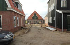 Nieuwbouw Assumplein Uitgeest